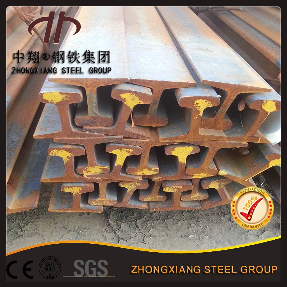 55Q light steel rails