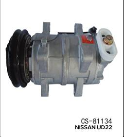 Auto A/C compressors for Nissan UD 22