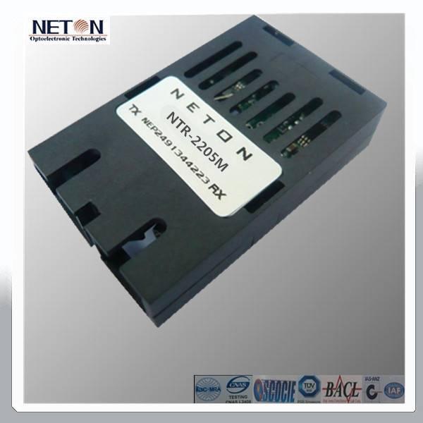1X9 155Mbps MM 5Km SC Optical Transmitter Module