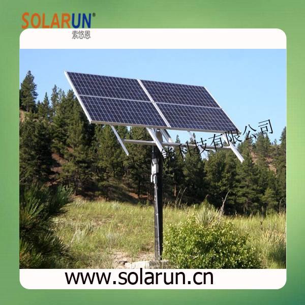pole solar mounting bracket (Solarun Solar)