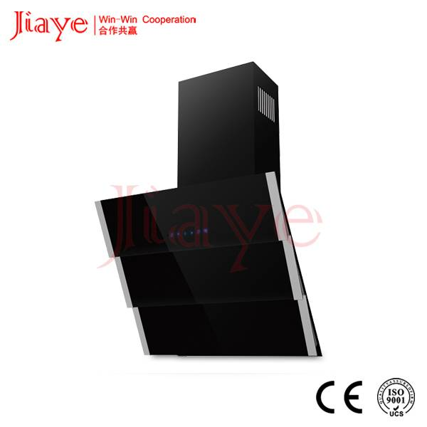Low noise auto open kitchen range hood made in china JY-C9120