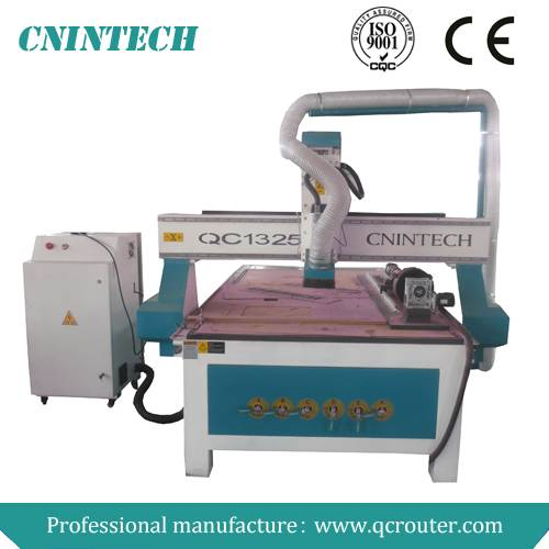 Jinan QC1325 factory price cnc machine/cnc wood router/cnc router for wood