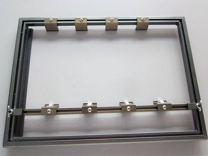 Adjustable Wave Solder Pallets and Frames