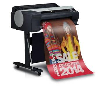 Large Format Printer imagePROGRAF iPF6410SE