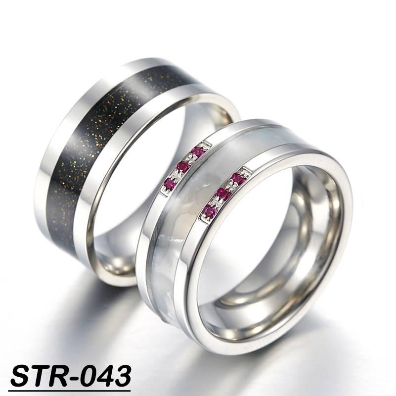 zircon stone ring men models tungsten carbide ring latest design