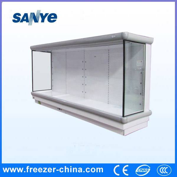 New Design Remote Compressor Open Front Chiller