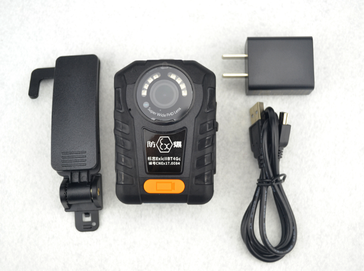Full HD 1296P Wide Angle 140-degree 5-megapixel Police Worn IR Body Camera Law Enforcement Recorder