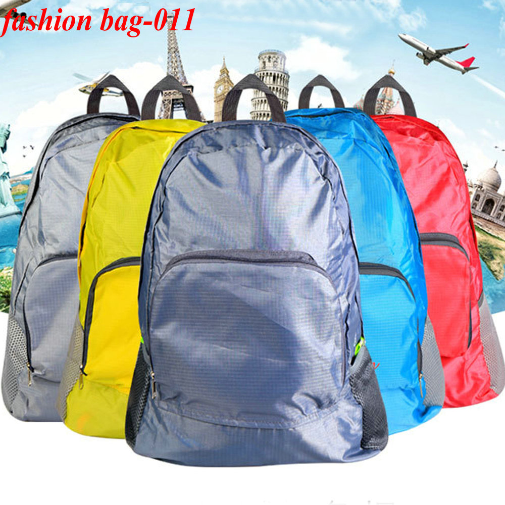Foldable Travel Backpack Bag Daypack Sports Fashion