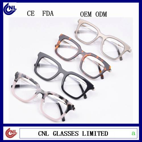 Anti Blue glasses frames stylish spectacle eyewear unisex square eye glasses