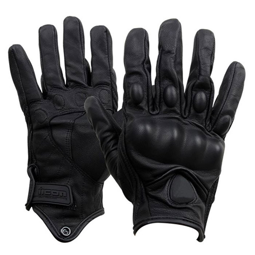 Sheep Leather Motorcycle Gloves for Men(021)