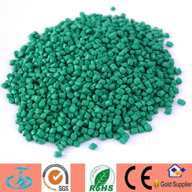 Color Masterbatch (high concentrate) with Various color depend on the customer demands
