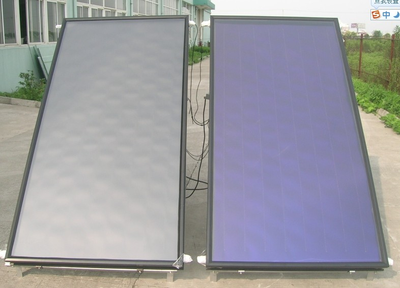 Flat Plate Solar Collector Price
