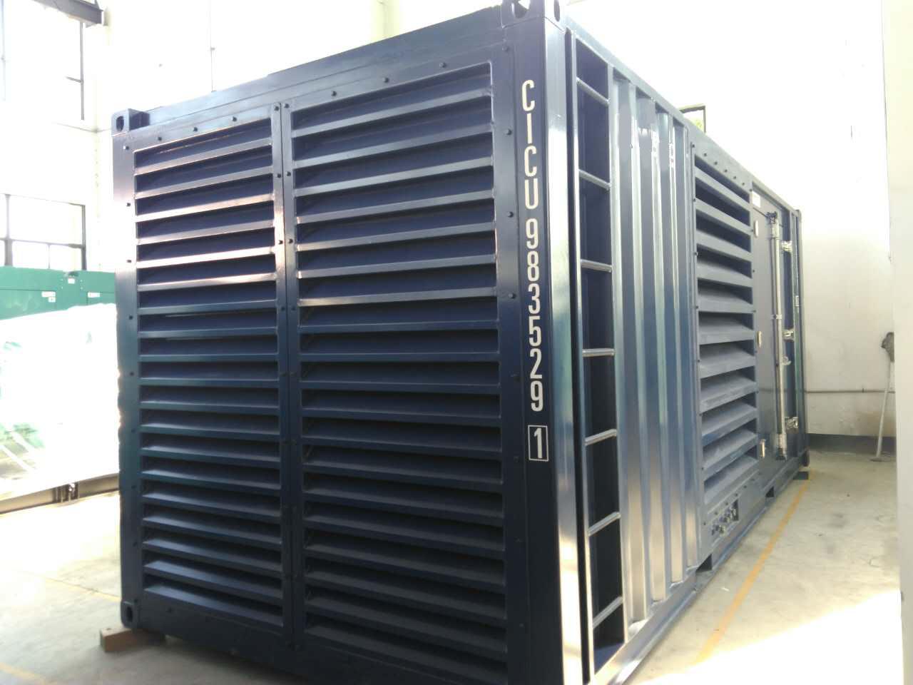 800KVA diesel generator set