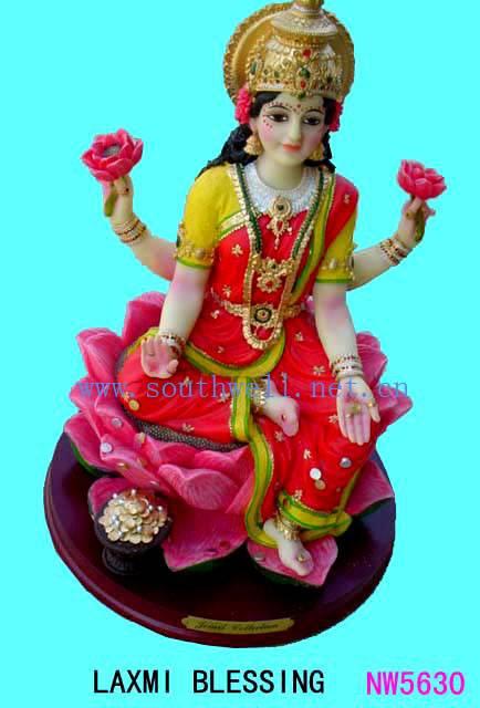 polyresin hindu gods statues