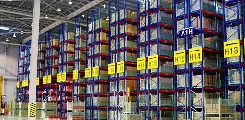 heavy pallet racking W1-1-2