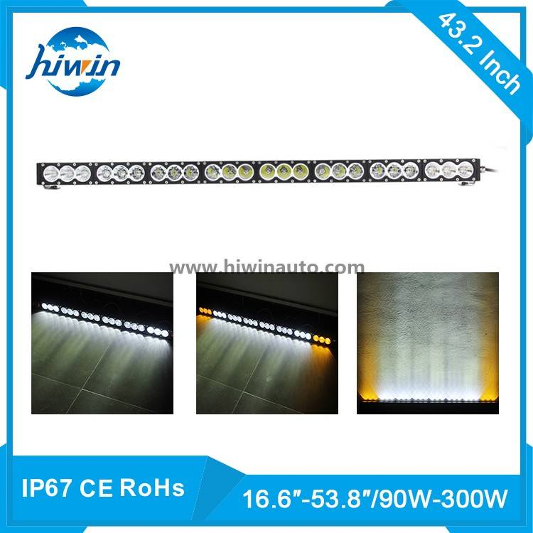 43.2 Inch LED Light Bar 20400LM YP-8817