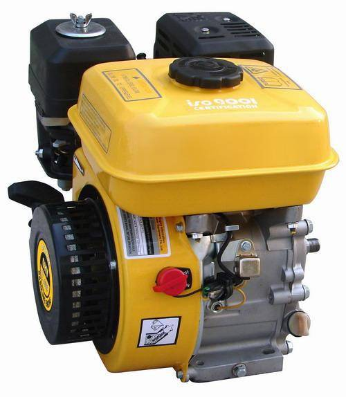 Single Cylinder Gsaoline Engine GE168F(E)