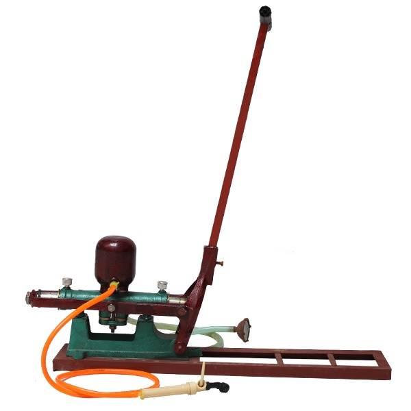 iLOT High Quality Hydraulic Pedal Sprayer, Hand Rocker Sprayer