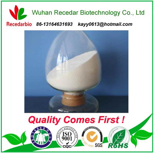 99% high quality raw powder Metformin hydrochloride