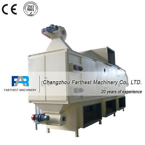 Fish Extruding Feed Dryer, Pet Food Dryer