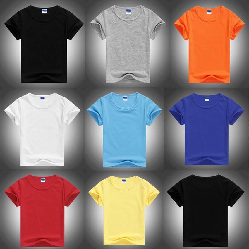 Custom High Quality Wholesale Round Neck T Shirt