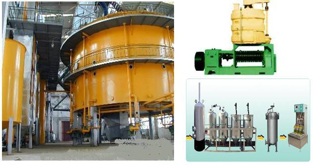 Oil Solvent Extraction Plant/Line/Equipment/Plant