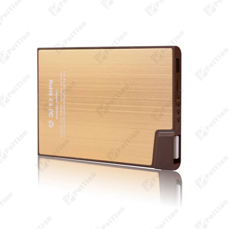 PT-32 2000mAh Philips Design Card Power Bank