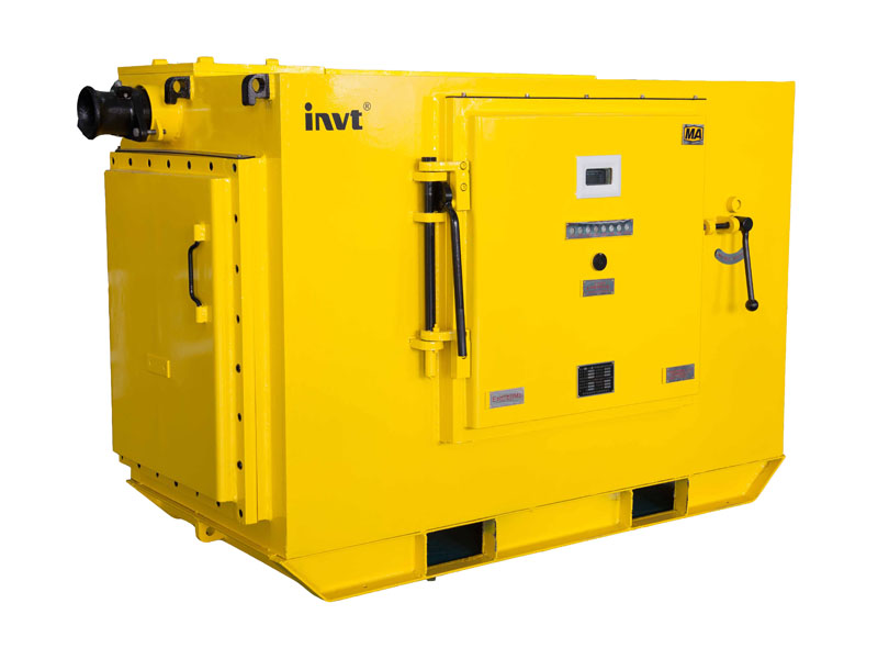 BPJ1 Series Mine - Used Flameproof and Intrinsic Safety Type Converter