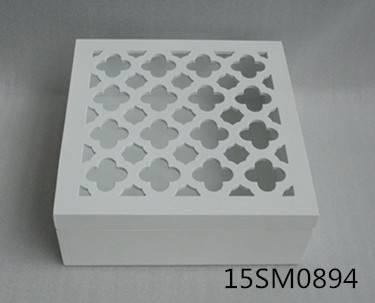 mdf/wood box