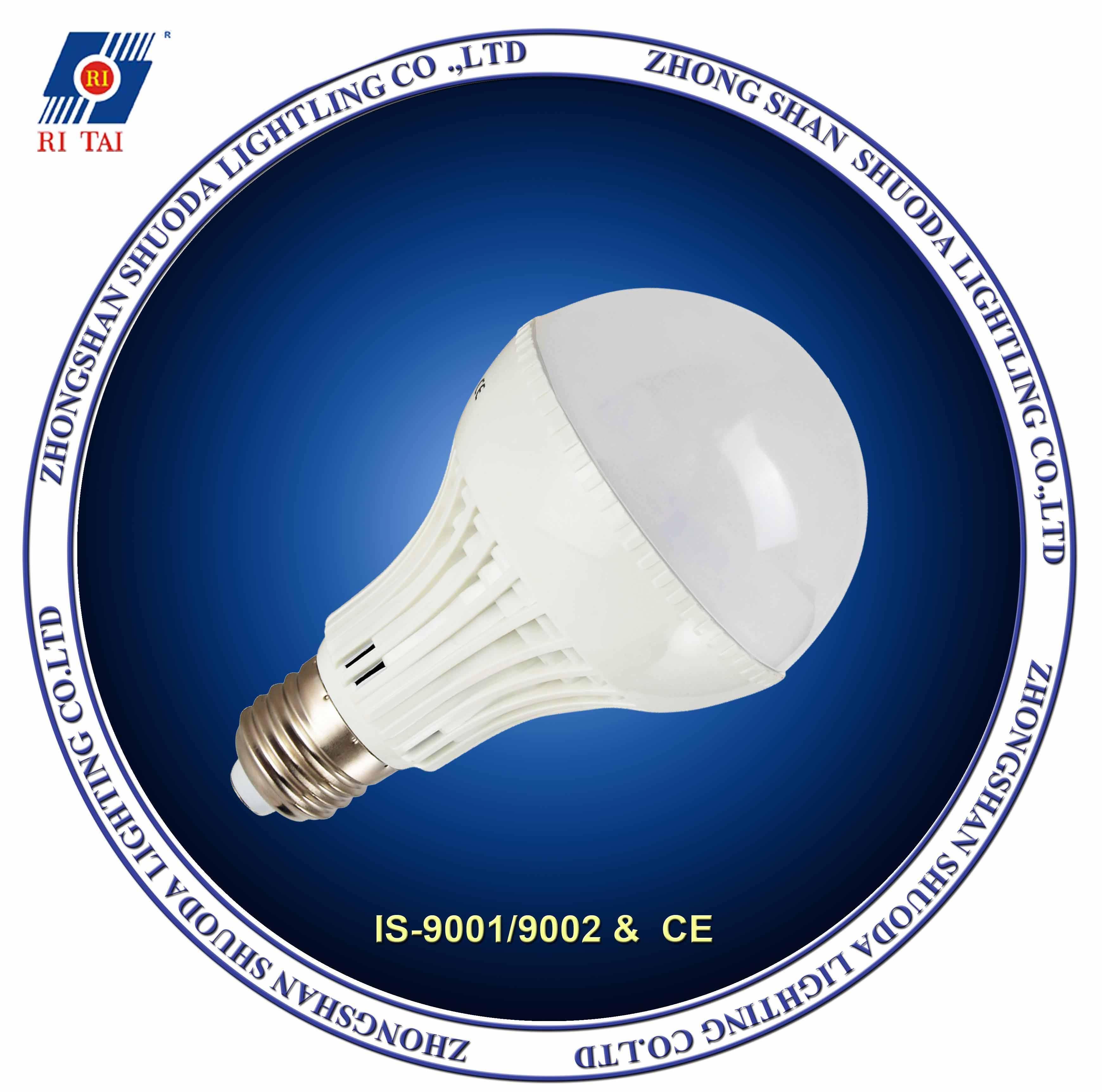 LED BULB BL6241 3W&5W&7W&9W&12W