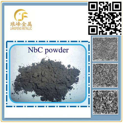 Niobium carbide powder