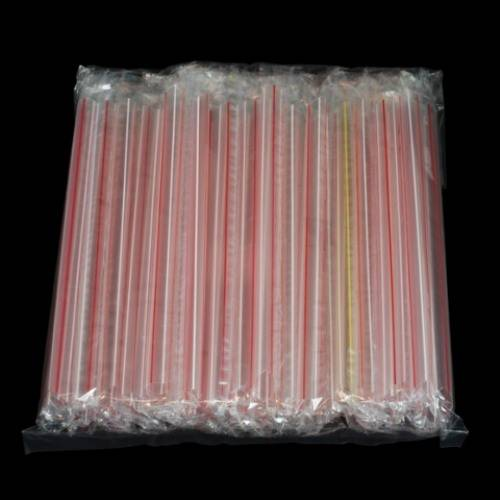 Plastic Straws 12mm for drink