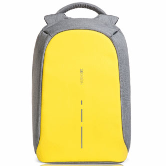 Bobby Anti theft Backpack Gray Colour