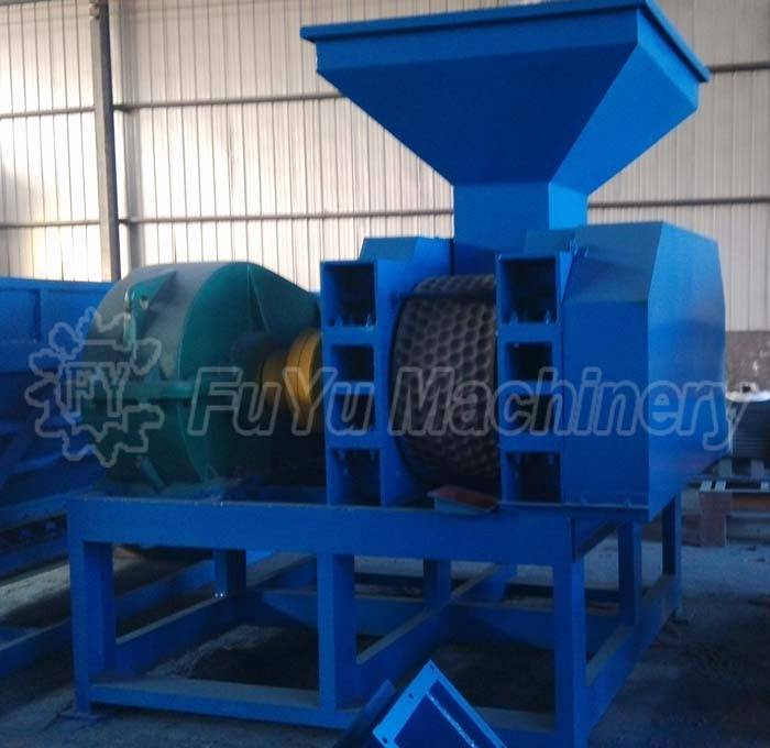 High Pressure Fluorite Powder Briquette Machine on Sale