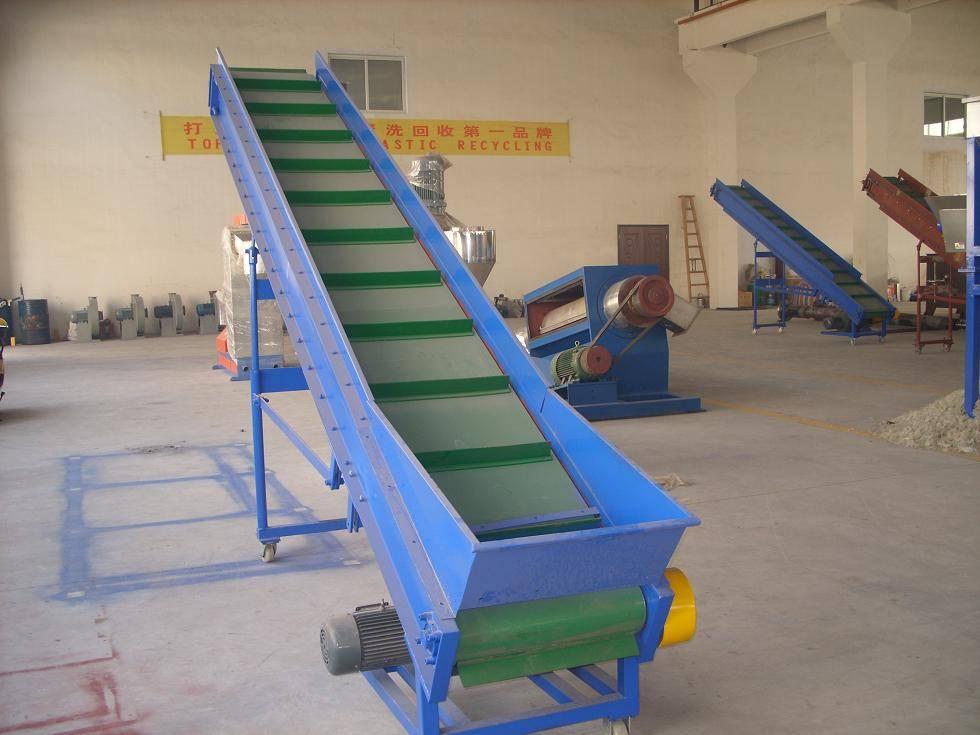 PE Film Recycling Line/Plastic Machine