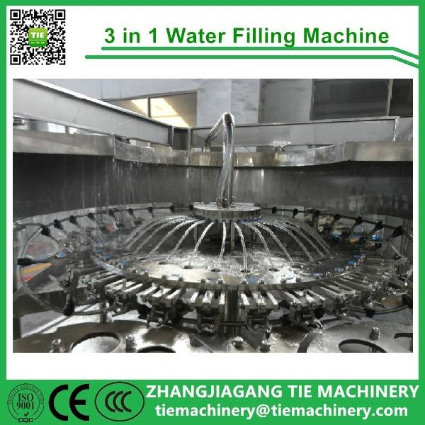 water filling machine/water filling plant