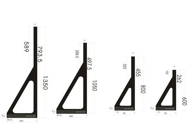 Trigonal Angle Ruler