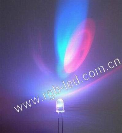 5mm Flash RGB LED