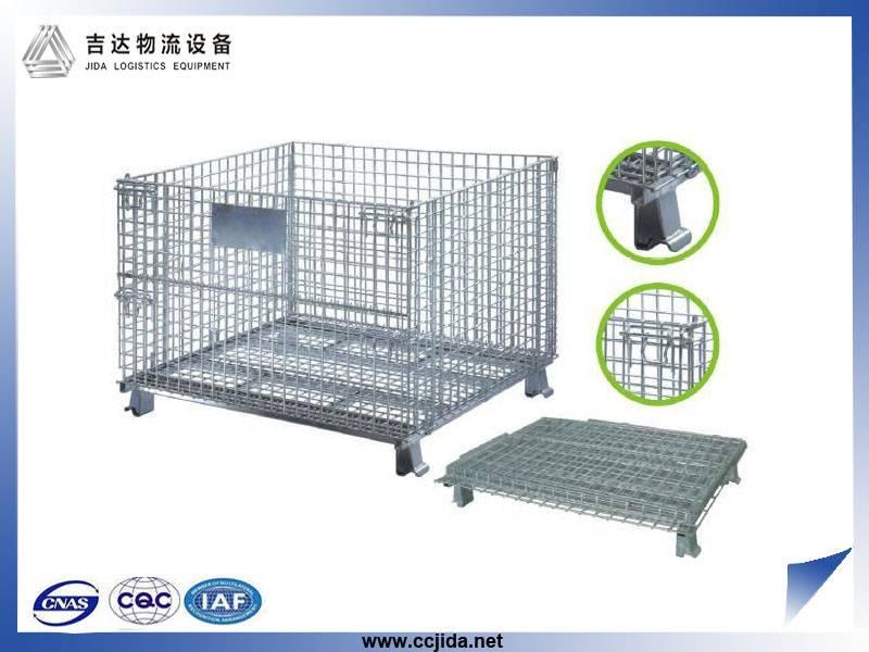 FTA wire mesh container