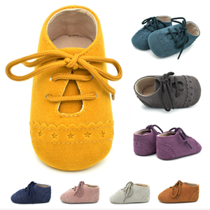 Cheap best selling new fashion wholesale little girls leather shoes in china