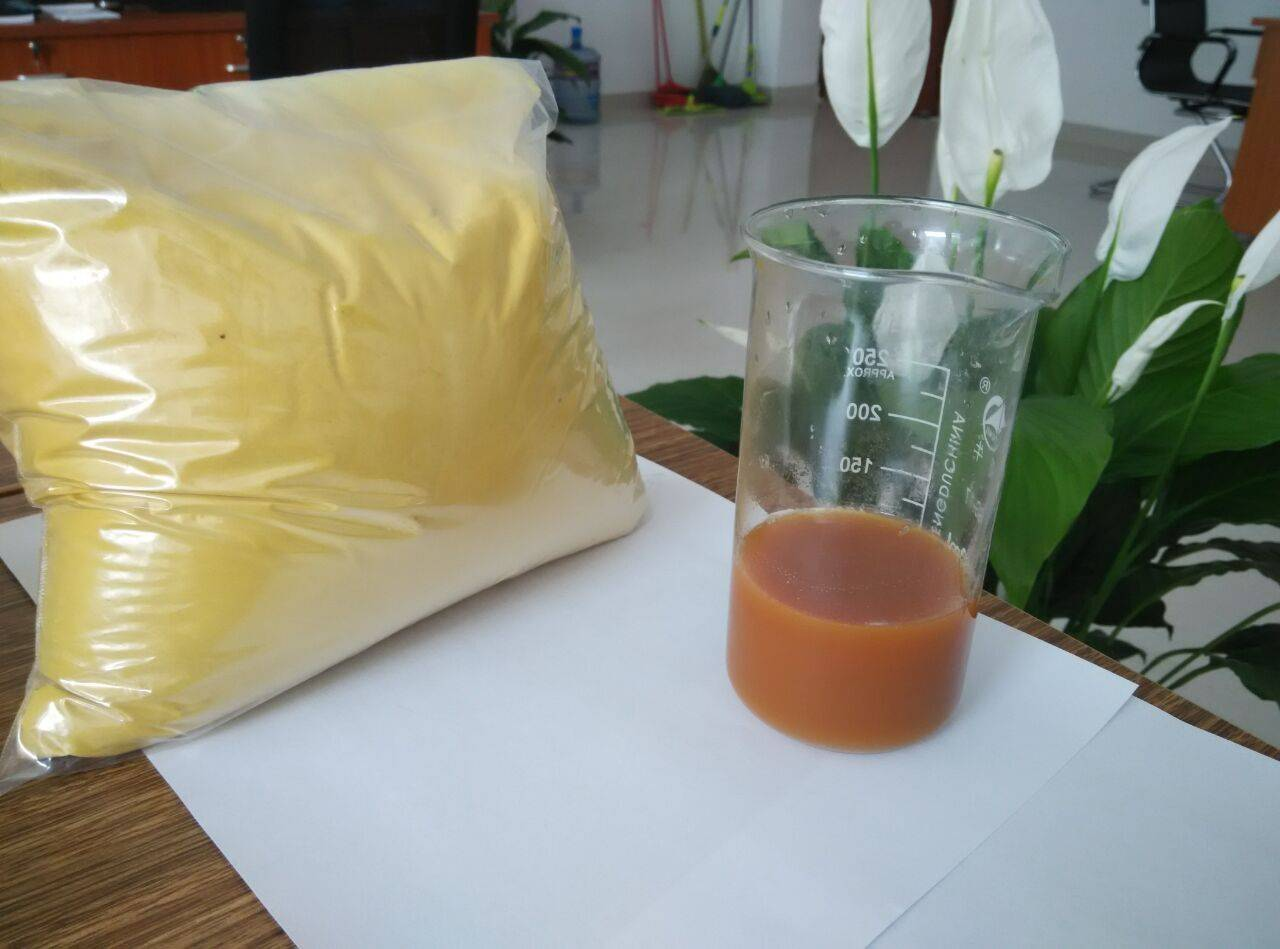 polyaluyminum chloride -mj-04 Industrial garde