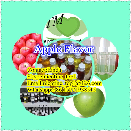 High concentrated Double Apple flavors for vaping