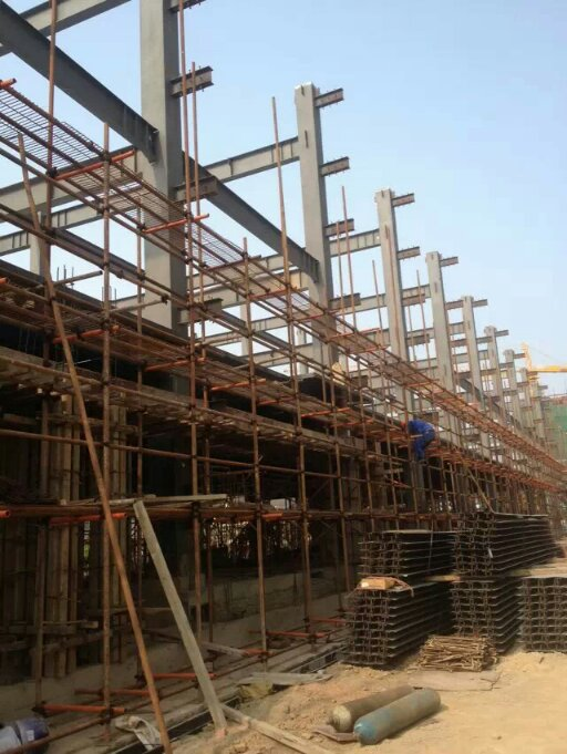 steel structure workshop selling