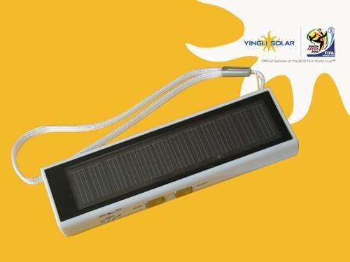 Solar Flashlight Receiver JS-XLN812B