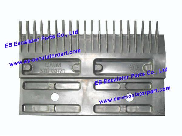 ES-D003A CNIM Comb Plate 8021338A1 Right Side for escalator