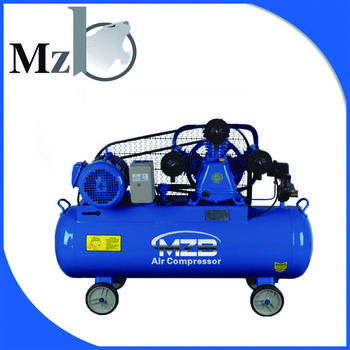 8 years gold supplier for belt drive italy noiseless industrial air compressor
