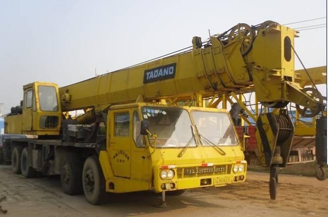 Truck Crane  TG 500 +8618221102858