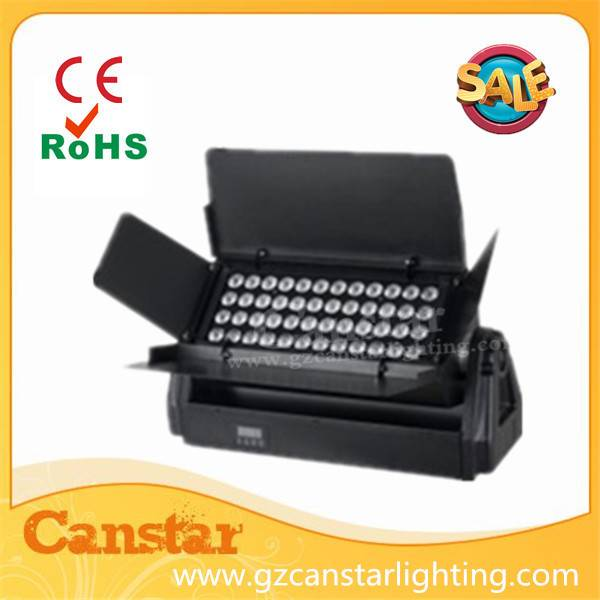 led city color light 48x10w RGBW 4 in 1