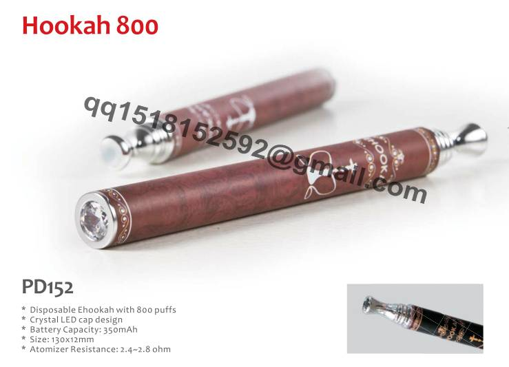 2014 best price disposable e cigarette 800 puffs with diamond tip
