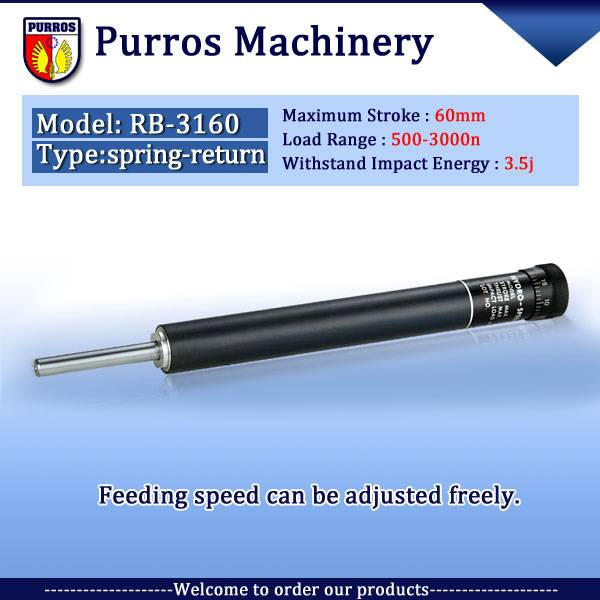 RB-3160 Hydraulic Dampers & Drilling Units Manufacturers
